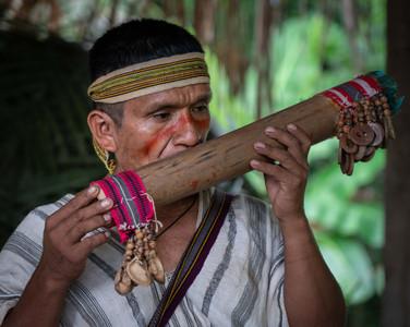 Calling the Incas