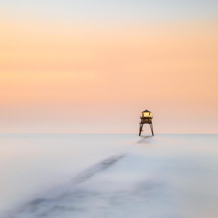 Dovercourt Sunset
