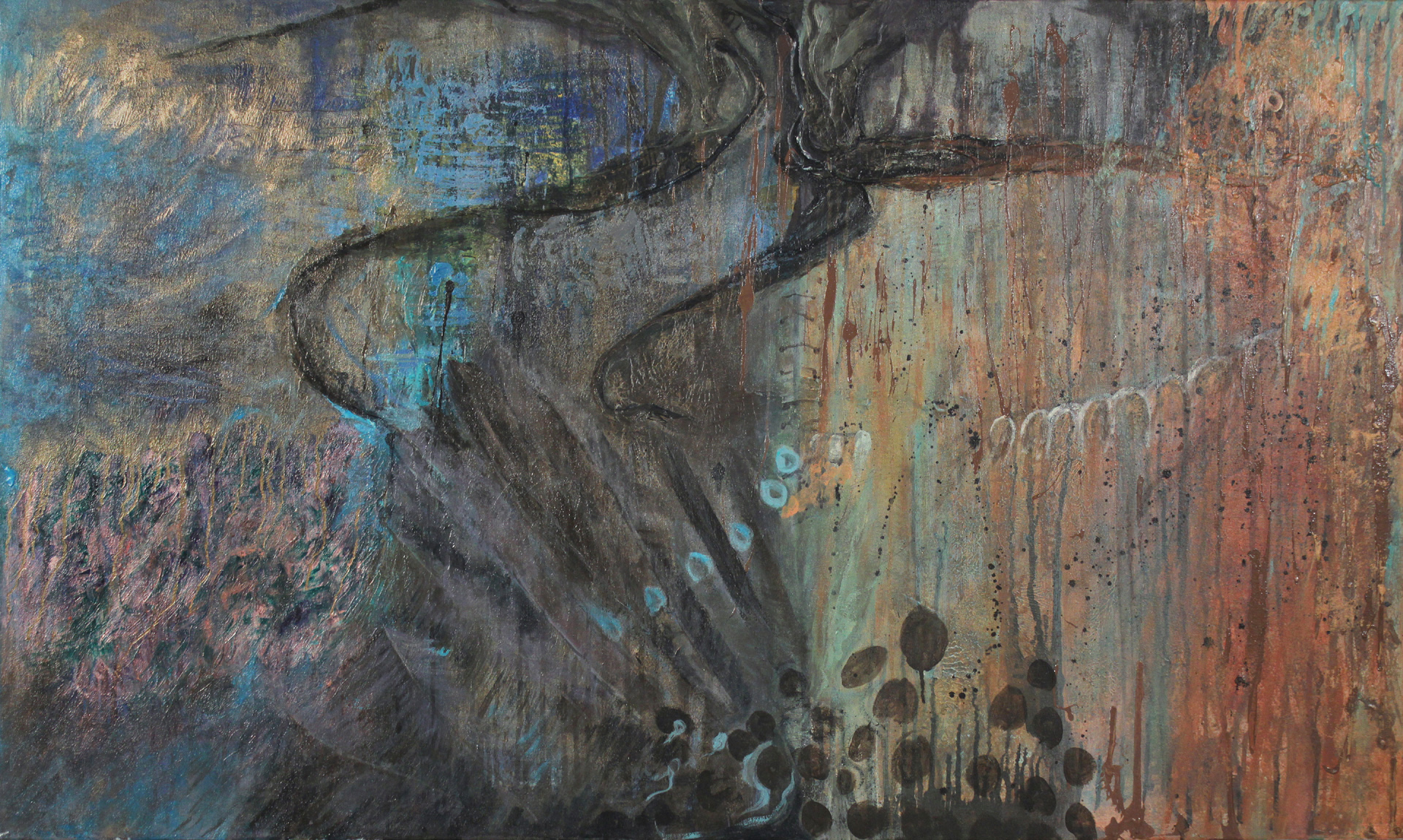 Roots 36x60