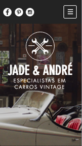 Ver todos os templates website templates – Carros Vintage