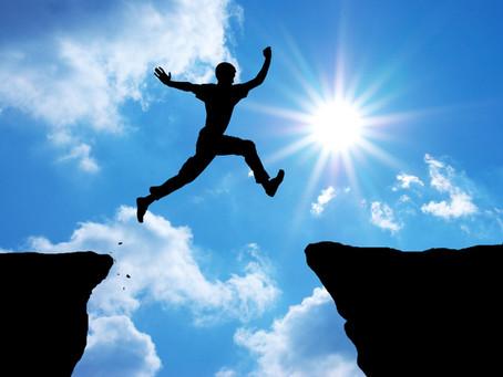 Zašto je tako teško napraviti korak naprijed?