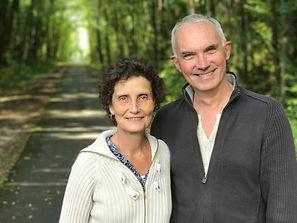 Régine et Jean-François