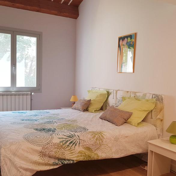 Chambre de l'olivier