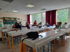 Bien-être des veaux : atelier participatif au Lycée le Robillard