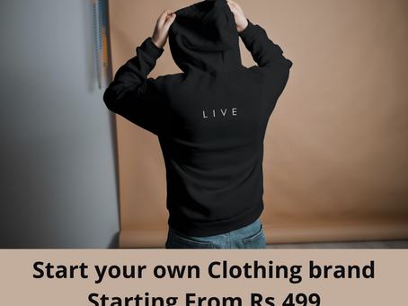 HOW TO START A HOODIE BRAND