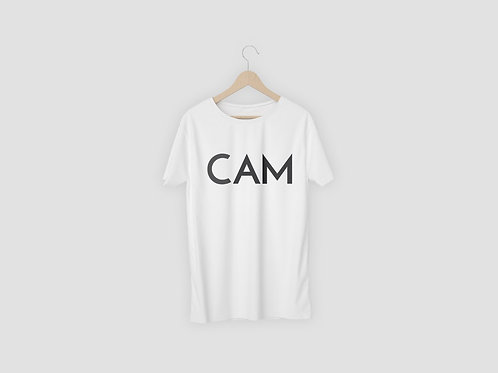 CAM Signature T-shirt