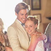 Happy Couple Wedding Dance Lesson Euphoria LA