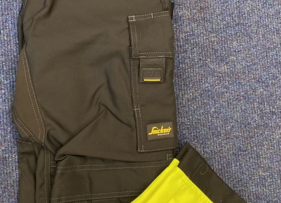 Viberoptix Workwear Trousers (Snickers)
