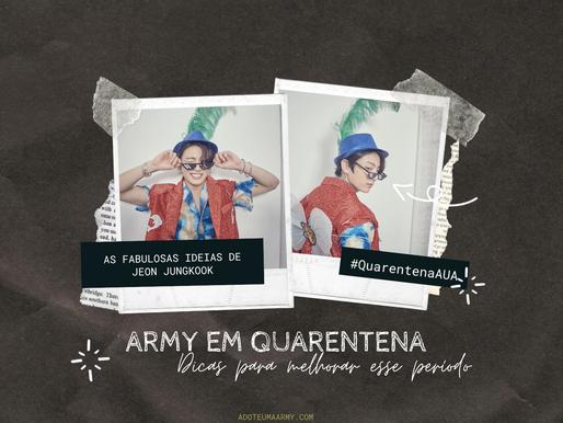 Army em Quarentena | Dicas Para Melhorar Esse Período #7