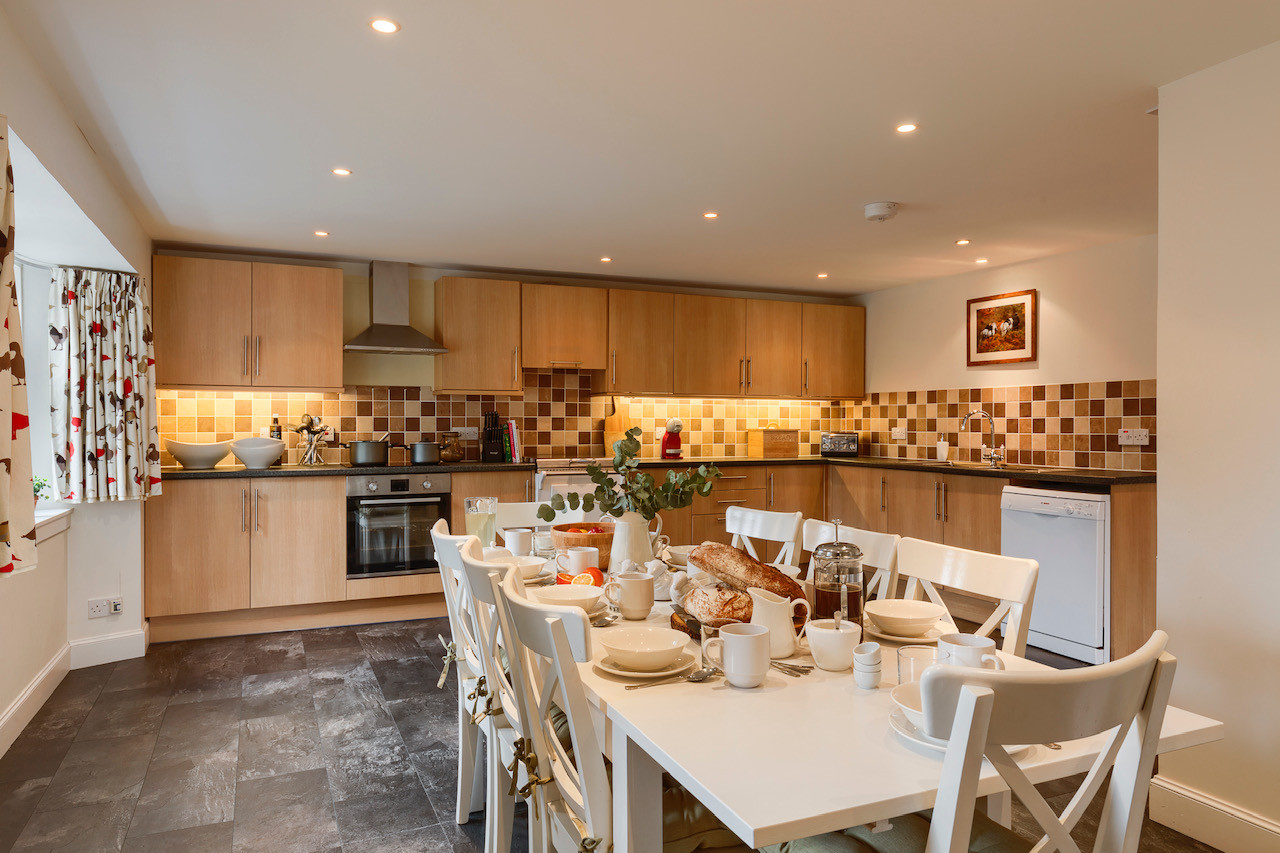 Ardveich kitchen