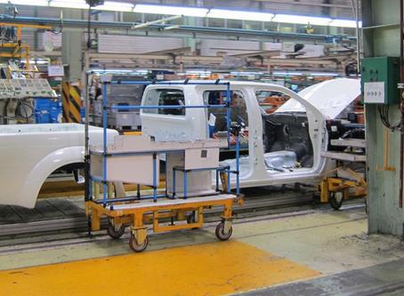 El coronavirus acaba con la planta de Nissan en Barcelona