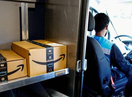Amazon es una de las pocas empresas que crece durante la crisis del coronavirus
