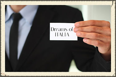 Call Dreams of Italia Travel!