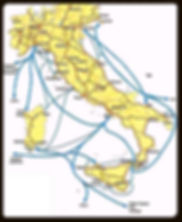 Italy Hyrdrofoils & Ferries