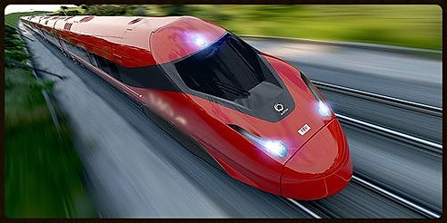Italy Bullet Trains