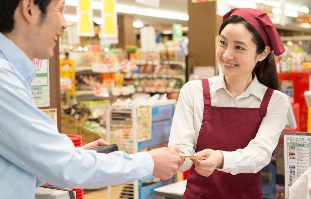 【都城市】スーパーでのレジ・品出し