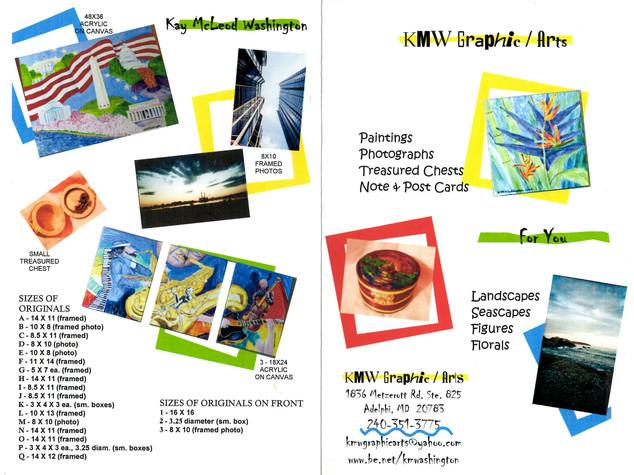 KMW Graphic / Arts