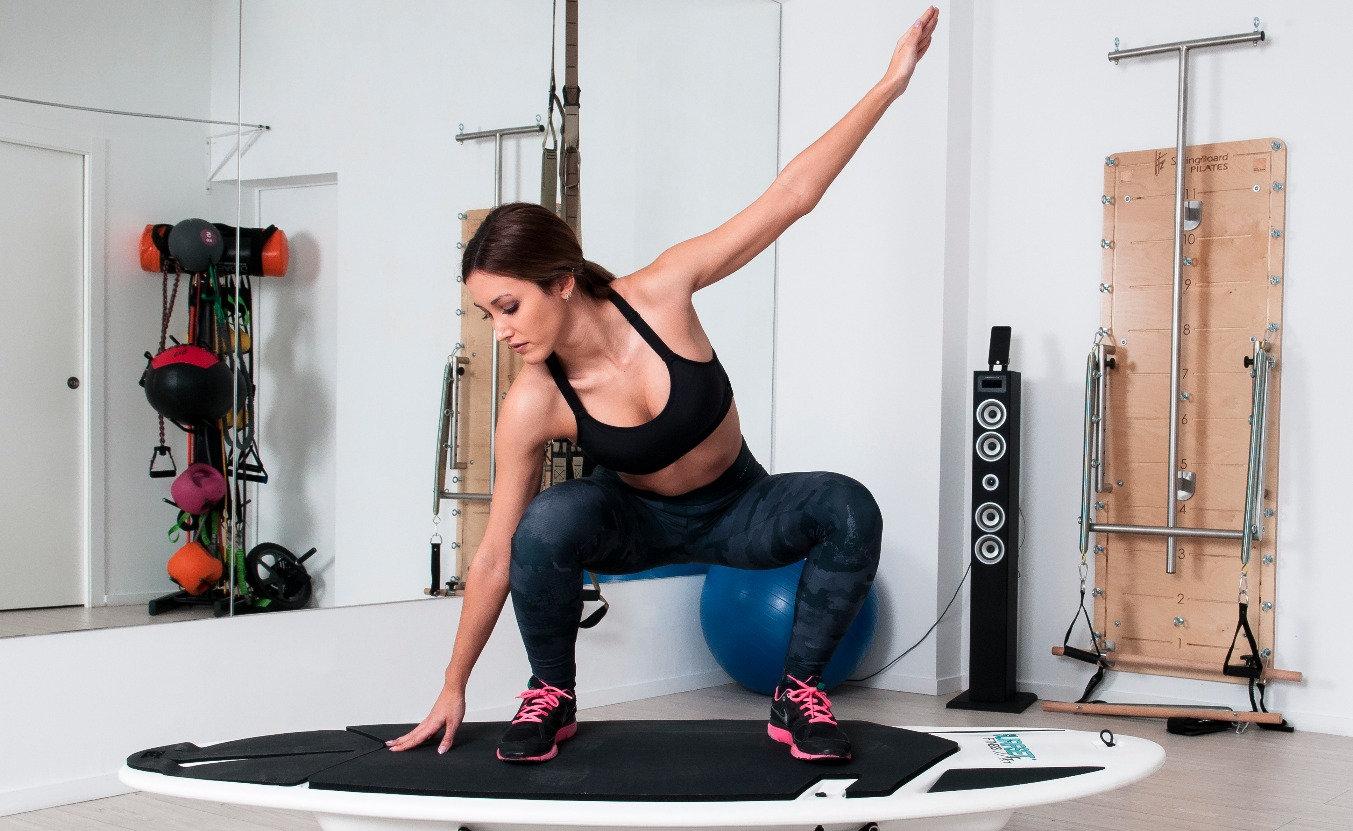 Sesión 2112 Fitness