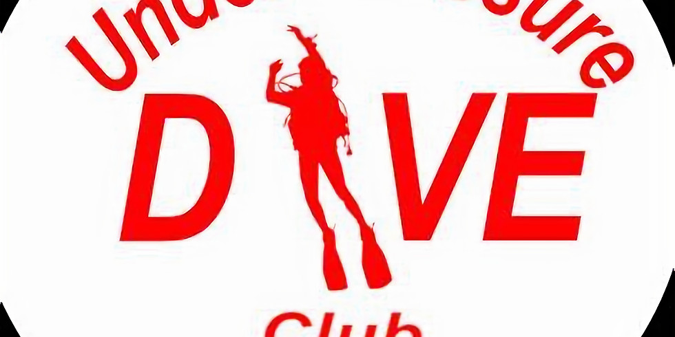 Under Pressure Divers Club Meeting January 13th,2021 @ 7pm