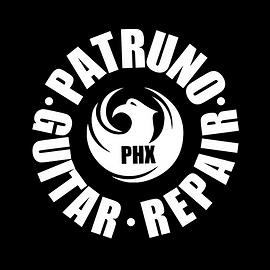Patruno-Guitar-Repair-Logo-TRANS-PHX-Ver