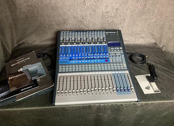 Pre Sonus StudioLive 16.4.2 Digital Mixer