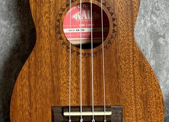 Kala-15S Mahogany Soprano Ukulele