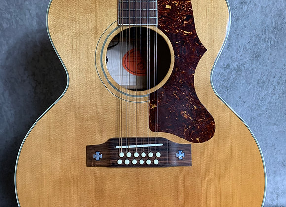 2004 Gibson J-185 12 string - Celebrity Owned