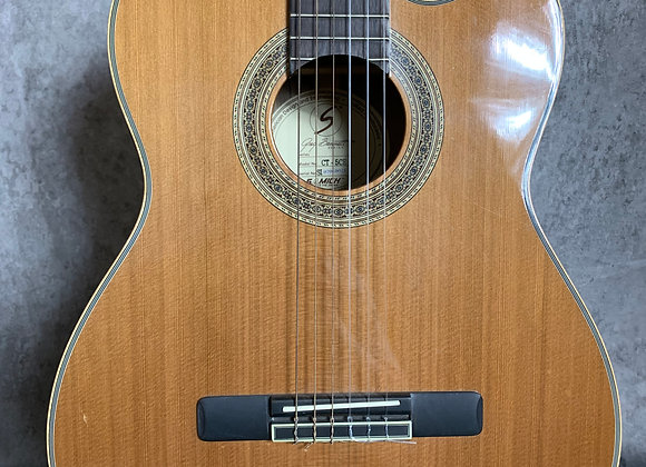 Samick CT- 5CE Classical Acoustic Electric