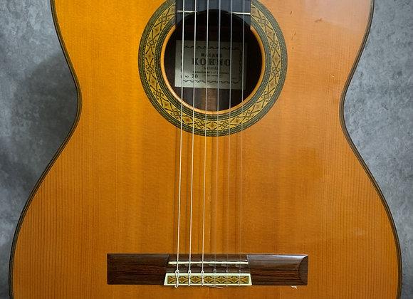 1972 Masuro Kohno No. 20 - Classical - Celebrity Owned