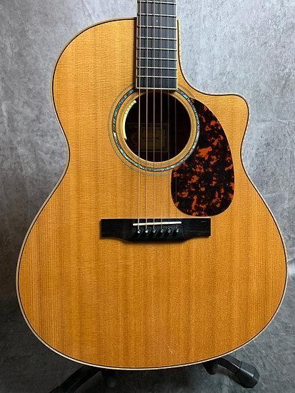 Larrivee LV-09K Acoustic/Electric - Koa Wood
