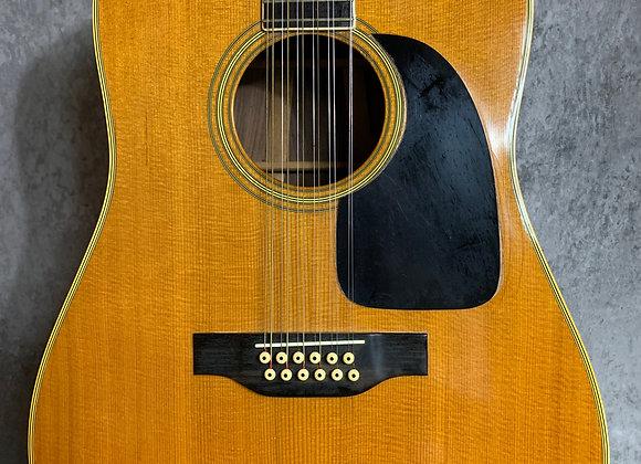 1968 Martin D 35-12