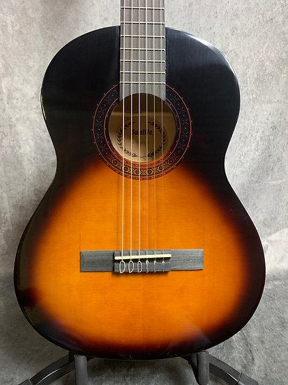 Sunlight 3/4 Sized Classical Guitar - Sunburst Finish