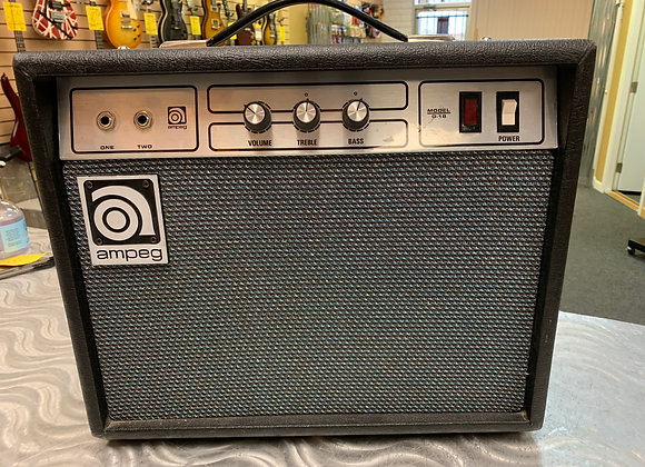 Ampeg G-18 Solid State Amp