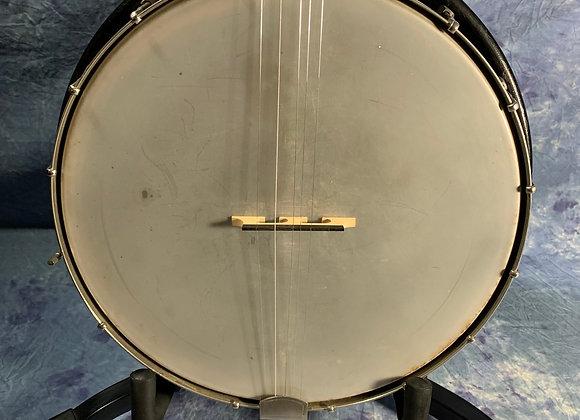 Silvertone 5 string Banjo