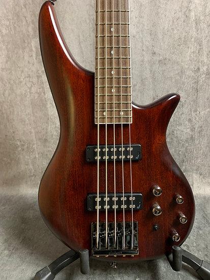 Jackson JS3V 5 string Spectra Bass