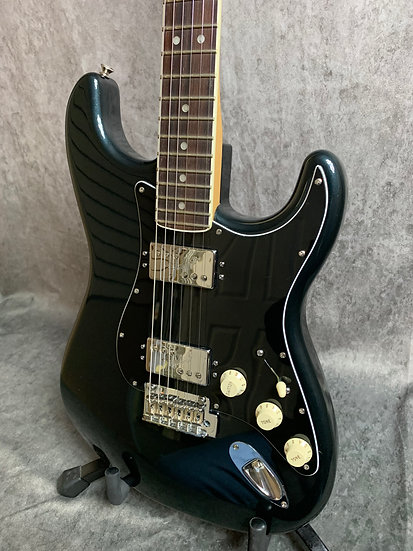 2014 Fender Classic Player HH Stratocaster with Fender Wide Range pickups in Mer