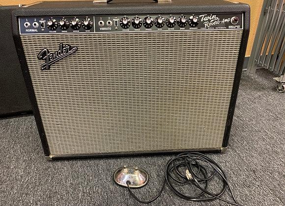 Fender Twin Reverb – 65 Reissue