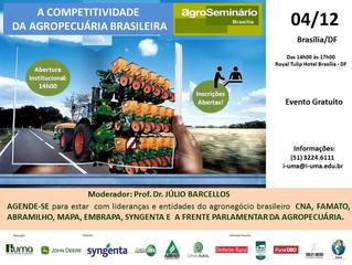 Post Agroseminário Brasília