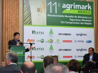 """""""O Brasil hoje é o único país que tem condições de ampliar sua fronteira agrícola"""""""