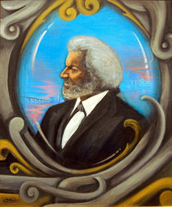 Frederick Douglass, Man of Valor