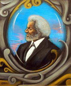 Frederick Douglass, Man of Valor