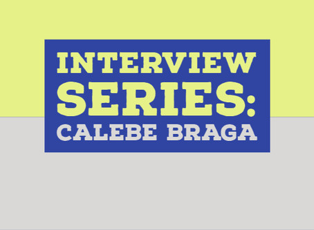 """""""An international education is not a plus anymore, it's a necessity"""" — Interviewing Calebe Braga"""