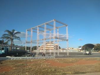 Cinema drive-in itinerante visita seis regiões do DF com entrada gratuita