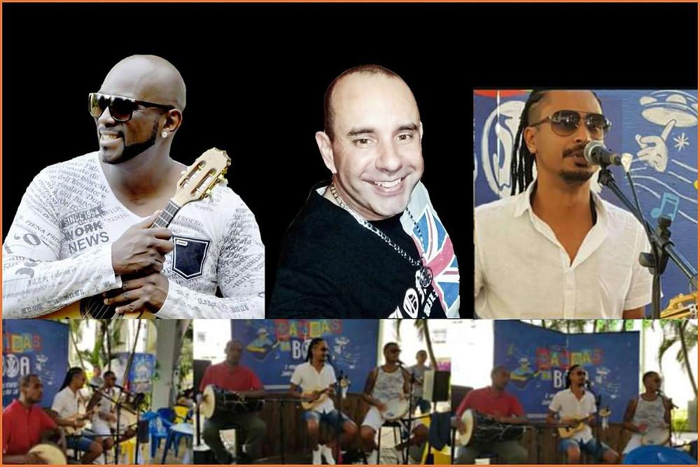 Renato dos Anjos, Luciano Ibiapina, Barracão do Samba