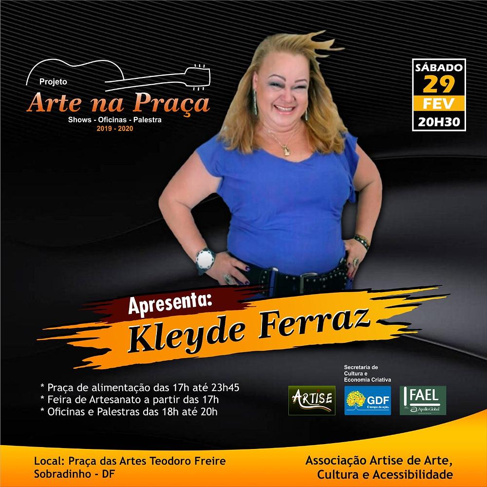 Kleyde Ferraz - Artise