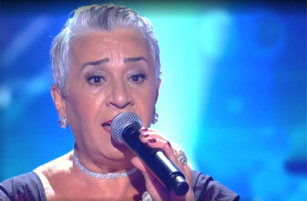 LÚCIA DE MARIA Cantora que brilha no The Voice+ já recebeu cachê de apenas R$ 150