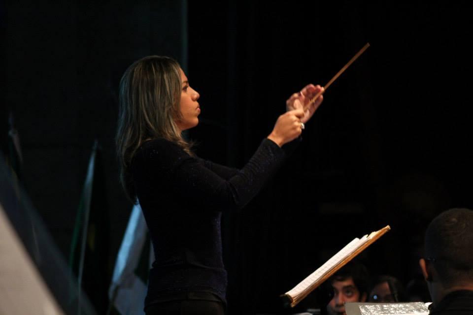 Elaine Rodrigues - Banda Sinfônica de Sobradinho