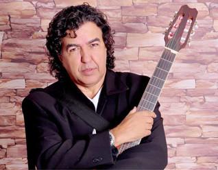 MARCIANO MENDES, uma das melhores vozes do Brasil, vai cantar pra você no sábado, 11 de janeiro de 2