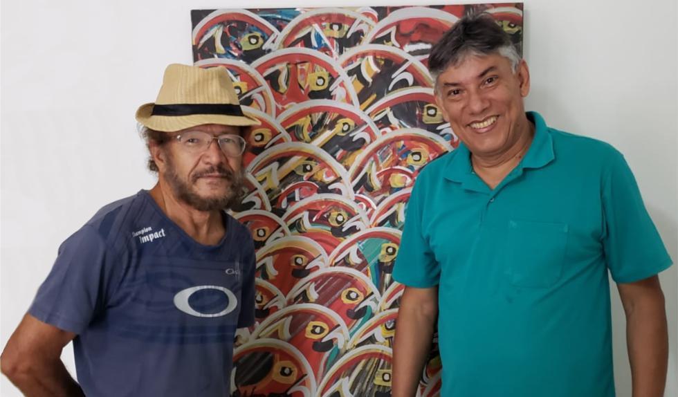 Toninho de Souza e Alex Paz - Artise