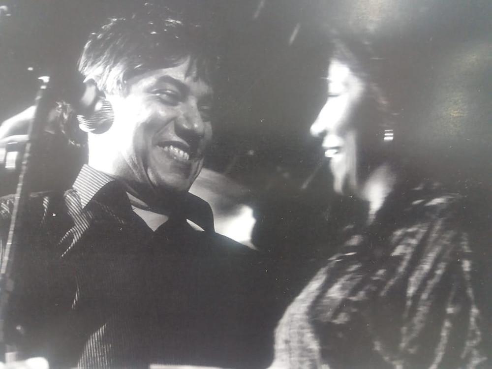 Alex Paz e Rosemaria